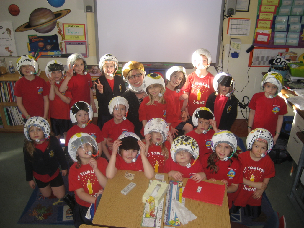 Grade One space invaders